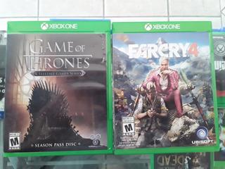 Juegos De Xbox One , Envios Por Correos De Costa Rica