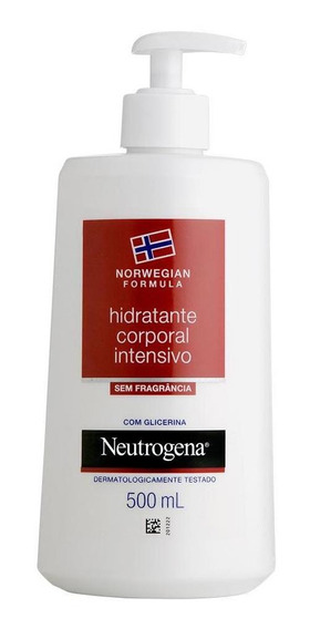 Hidratante Corporal Neutrogena Norwegian Body S/ Fragrância