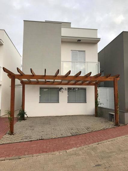 Sobrado Com 3 Dormitórios À Venda, 120 M² Por R$ 420.000,00 - Aparecidinha - Sorocaba/sp - So0487