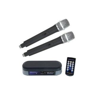 Vocopro - Mezclador Digital Karaoke Tabletoke - Negro / Gris