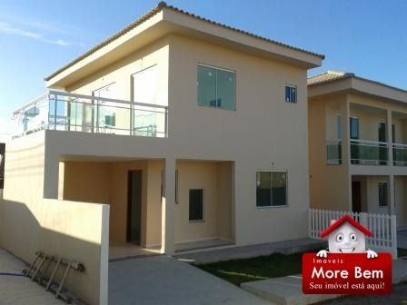 Casa Duplex, 3 Quartos, 2 Suítes, Iguaba-rj - Cs-165