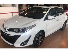 Toyota Yaris Hatch Yaris Xls 1.5 Flex 16v 5p Aut. Flex Cvt