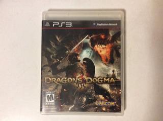 Dragons Dogma -juego -ps3