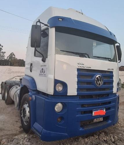 Caminhão Volkswagen Constellation 25370 6x2 2012