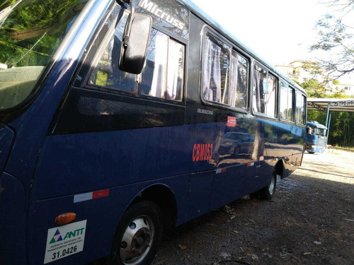 Micro Ônibus Rodoviá Vw 9150 28lug Ar Con