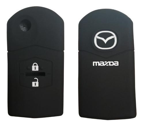 Forro Protector Llave Navaja Mazda 2 3 5 6