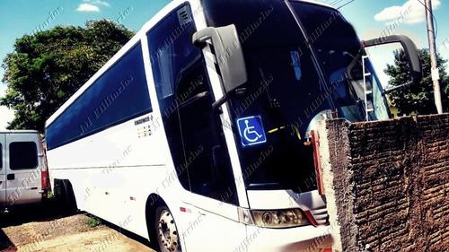 Imagem 1 de 15 de Busscar Hi Ano 2001 M.b O400rs Jm Cod 243