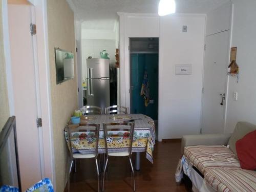 Imagem 1 de 15 de Apartamento Para Venda No Bairro Jardim São Domingos Em Guarulhos - Cod: Ai24126 - Ai24126