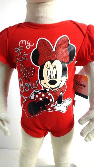 Kit Bodies Disney Baby - Minnie - 02 Peças