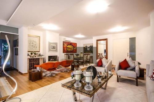 Apartamento Com 3 Dormitórios À Venda, 238 M² Por R$ 3.600.000,00 - Alto De Pinheiros - São Paulo/sp - Ap40522