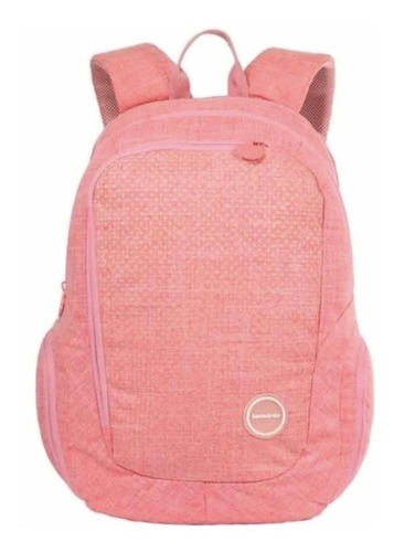 Mochilas Notebook Samsonite Grande Juliette Rosa Full