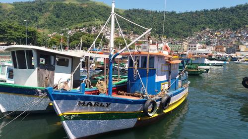 Barco De Pesca Marly