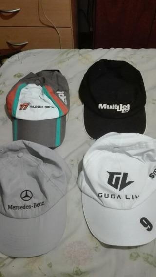 Gorras Con Visera Mercedes Benz Fiat Y Automovilismo Brasil