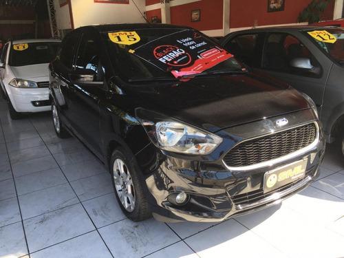Ford Ka Hatch Se 1.5 16v (flex) 2014/2015