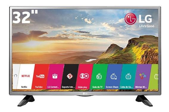 Smart Tv Led 32 Lg 32lj600b 2 Hdmi Usb Usada