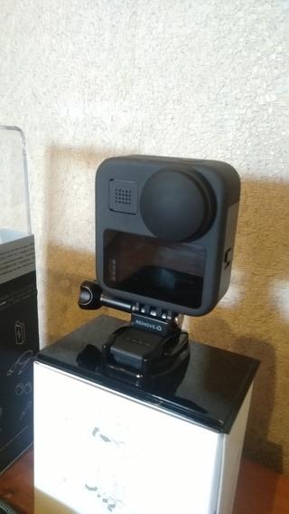 Câmera De Ação Gopro Max 360º + Case De Transporte