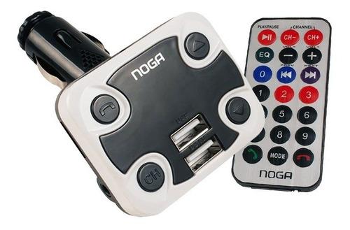 Imagen 1 de 5 de Reproductor Mp3 Noga Ng-26 P/ Auto Display Lcd 2 Usb Microsd