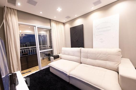 Apartamento À Venda - Tatuapé, 1 Quarto, 49 - S893073921