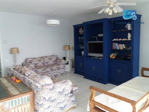 Imagem 1 de 30 de Apartamento À Venda - Praia Das Astúrias - Guarujá - Ap4657