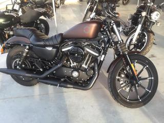 Harley Davidson- 883 Iron