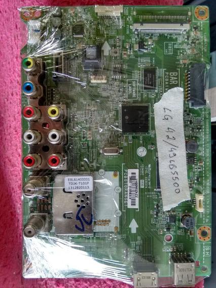 Placa Principal Tv Lg 42lb5500/49lb5500