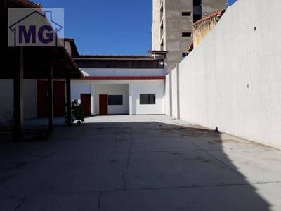 Casa Comercial Para Locação, Cavaleiros, Macaé. - Ca0143