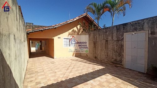 Imagem 1 de 13 de Casa Para Venda Em Mongaguá, Balneário Samas, 1 Dormitório, 2 Banheiros, 6 Vagas - 791_1-1505481