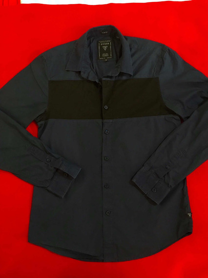 Camisa Guess 100% Original Talla S/ No Calvin Lacoste