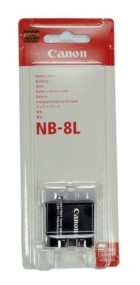 Batería Canon Nb-8l Original