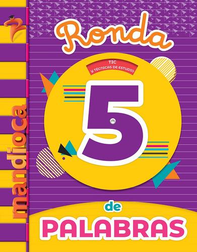 Imagen 1 de 1 de Ronda De Palabras 5 - Estación Mandioca -