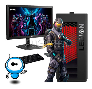 Pc Cpu Gamer Lenovo I7 8va Gen 1 Tb + 24 Gb + T Video Nvidia