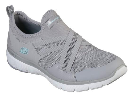 Zapatillas Skechers Flex Appeal 3.0 Rapid Mujer Memory Foam