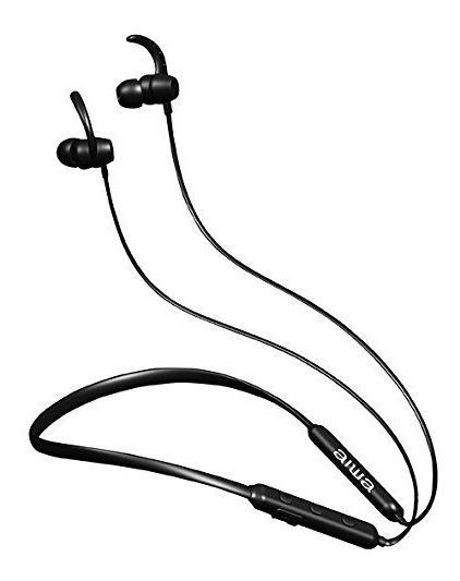 Fone Sem Fio Aiwa Aw3 Plus Com Bluetooth/microfone Preto