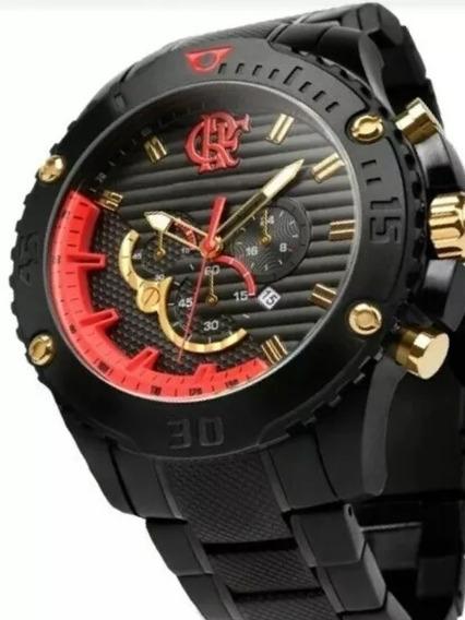 Relógio Technos Original Flamengo