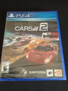 Project Cars 2 Fisico Nuevo Sellado Envio Gratis