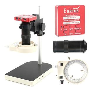 Microscopio Digital Profesional 37mpx 1080p 100x Hdmi Cuotas