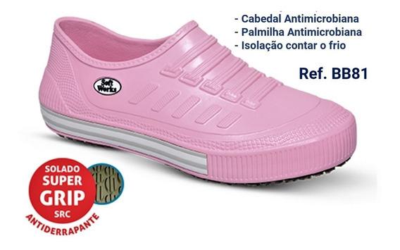 Sapato-tênis Softworks Bb81 Antiderrapante