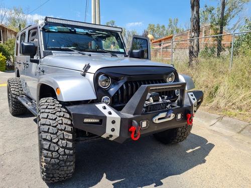 Imagen 1 de 8 de Jeep Wrangler 2016 3.6 Unlimited Sport 4x4 At
