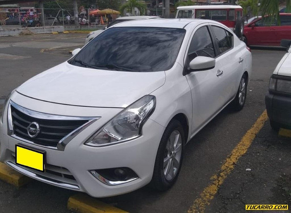 Nissan Versa Advance At 1600cc
