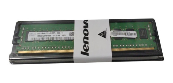 Memoria Ram Ddr4 8g 2133mhz Ecc Server Lenovo P500 P700 P900