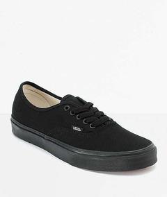 Vans Authentic Black Unissex