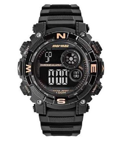 Relógio Mormaii Aqua Pro Masculino Mo12579d/8j - Digital