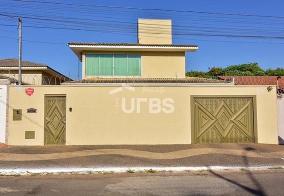 Sobrado Com 4 Quartos À Venda, 306 M² Por R$ 1.100.000 - Jardim América - Goiânia/go - So0829