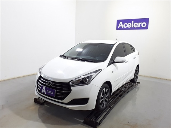 Hyundai Hb20s 1.6 1 Million 16v Flex 4p Automático
