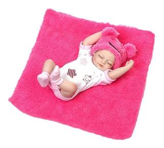 Oferta Npk Silicone Vinyl Cloth Reborn Baby Doll Regalo Jueg
