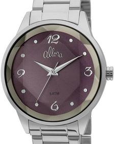 Relógio Allora Feminino Prata - Al2035fkp/3g