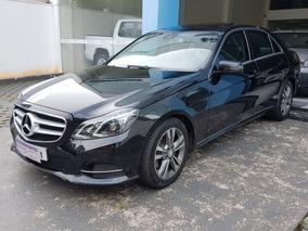 Mercedes-benz Classe E Mercedes E250 Blueef 2014 Preta