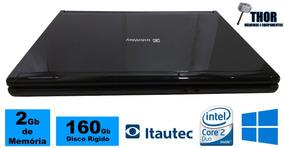 Notebook Infoway N8330 Tela 12,1