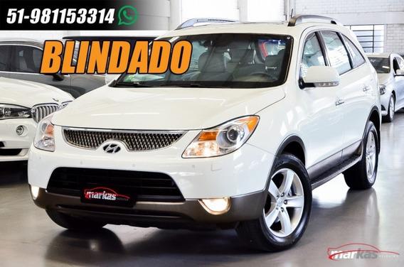 Hyundai Vera Cruz 3.0 V6 270hp Blindada