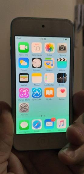 iPod Touch 5ª Geração 64gb Apple Azul